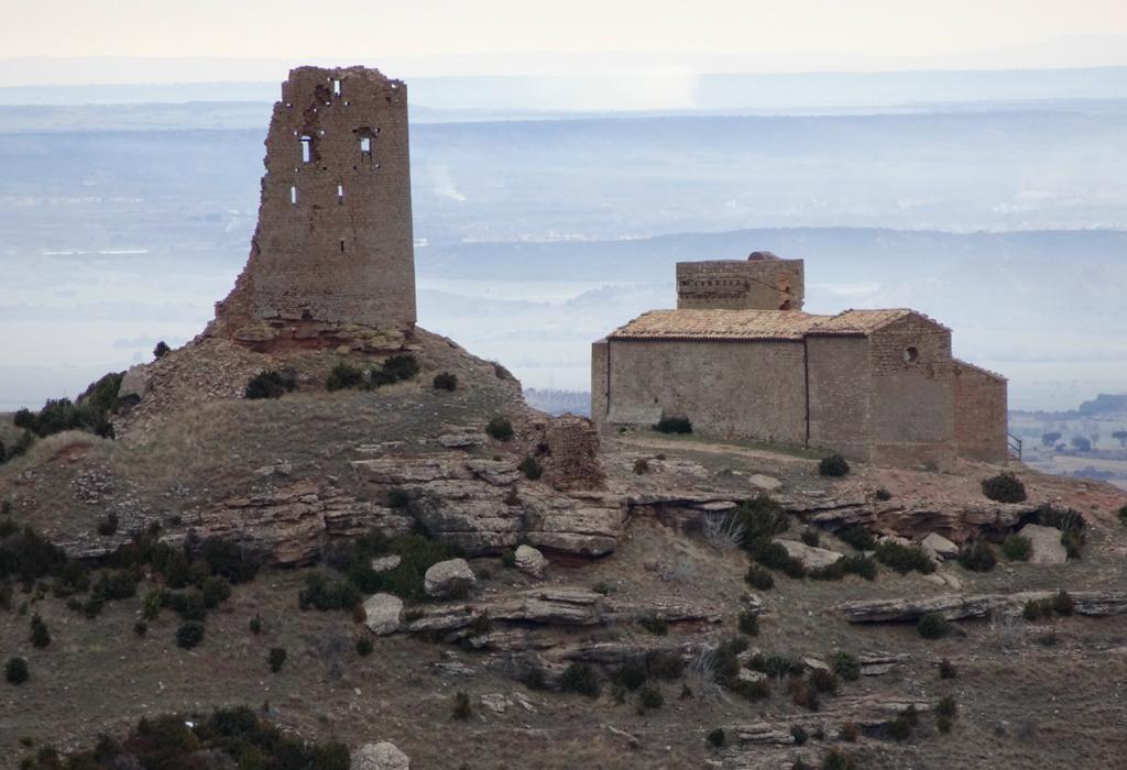 Castillo de Sarsamarcuello