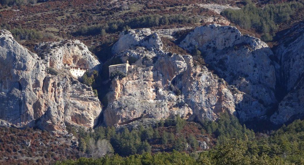 Ermita enrisada